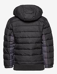 Lyle & Scott Junior - Light Weight Colour Block Jacket - puffer & padded - black - 4