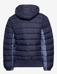 Lyle & Scott Junior - Light Weight Colour Block Jacket - puffer & padded - navy blazer - 4