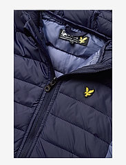 Lyle & Scott Junior - Light Weight Colour Block Jacket - puffer & padded - navy blazer - 5