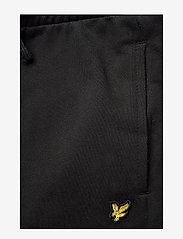 Lyle & Scott Junior - Zip Hem Block Logo Jogger - sweatpants - black - 4