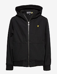 Lyle & Scott Junior - Soft Shell Jacket - kapuzenpullover - black - 0