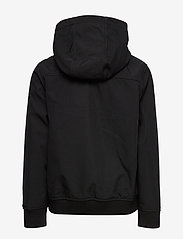 Lyle & Scott Junior - Soft Shell Jacket - kapuzenpullover - black - 2