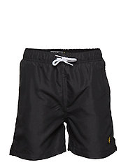 Classic Swim Shorts - BLACK