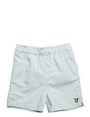 Classic Swim Shorts - POWDER BLUE