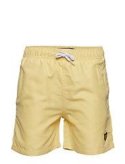 Classic Swim Shorts - VANILLA CREAM