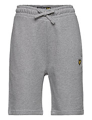 Classic Sweat Short - VINTAGE GREY HEATHER