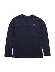 Classic L/S T-Shirt - DEEP INDIGO