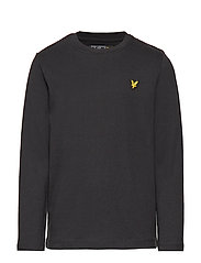 Classic L/S T-Shirt - TRUE BLACK