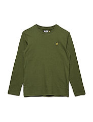 Classic L/S T-Shirt - WOODLAND GREEN