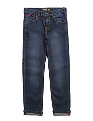 Classic Slim Fit Jean - RINSED WASH