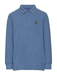 Classic  L/S Polo - MOONLIGHT