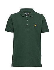 Classic Polo Shirt - PINE GROVE