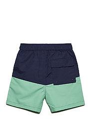Cut & Sew Swim Short