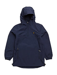 Pull Over Anorak - DEEP INDIGO