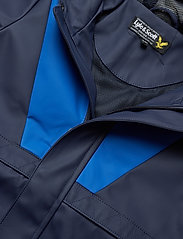 Lyle & Scott Junior - Zip Through Showerproof Jacket - jassen - navy - 3