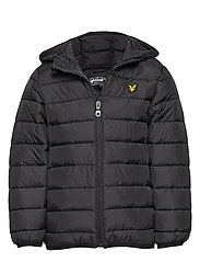 Lightweight Puffa Jacket - BLACK