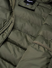 Lyle & Scott Junior - Lightweight Puffa Jacket - puffer & padded - grape leaf - 4