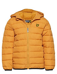 Lightweight Puffa Jacket - HONEY