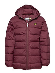 Lightweight Puffa Jacket - WINETASTING