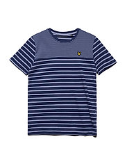 Breton T-shirt - TWILIGHT BLUE