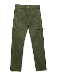 Cargo Trouser - WOODLAND GREEN