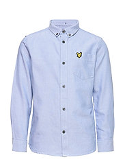 Oxford Shirt LS - SKY BLUE