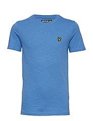 Slub T-Shirt - SKY BLUE