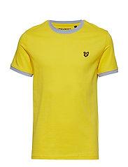Ringer T-Shirt - DANDELION