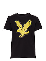 Eagle Logo T-Shirt - BLACK
