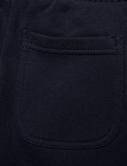 Lyle & Scott Junior - Zip Hem Block Logo Jogger - sweatpants - navy blazer - 6