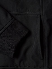 Lyle & Scott Junior - Soft Shell Jacket - kapuzenpullover - black - 3