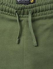 Lyle & Scott Junior - Lyle Panel BB Jog Hedge Green - sweatpants - hedge green - 4