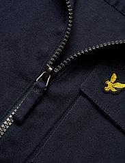 Lyle & Scott Junior - Oxford Long Sleeve Shirt Navy Blazer - bleiserit - navy blazer - 2