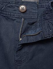 Lyle & Scott Junior - Elasticated Chino - trousers - navy blazer - 3