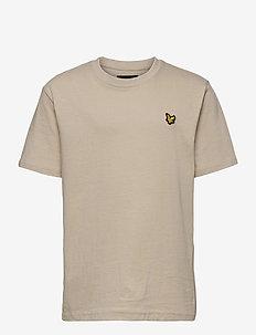 Classic T-Shirt - kortärmade - cement
