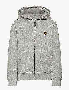 Classic Hoody - VINTAGE GREY HEATHER