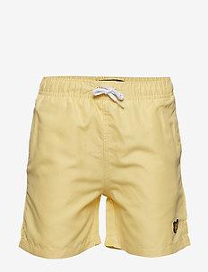 Classic Swim Shorts - badehosen - vanilla cream
