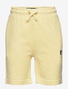 Classic Sweat Short - shorts - french vanilla