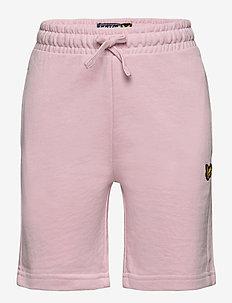 Classic Sweat Short - shorts - pink