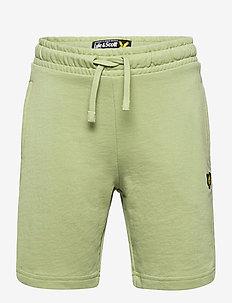 Classic Sweat Short - shorts - seafoam