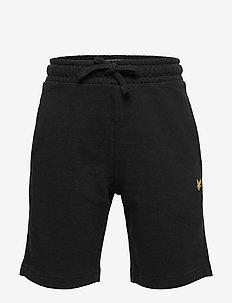 Classic Sweat Short - TRUE BLACK