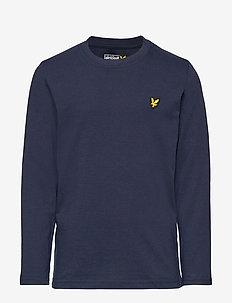 Classic L/S T-Shirt - NAVY BLAZER