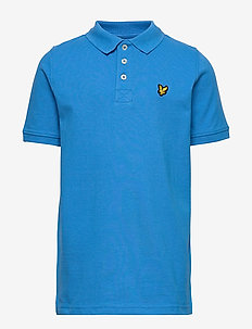 Classic Polo Shirt - pikeepaidat - french blue