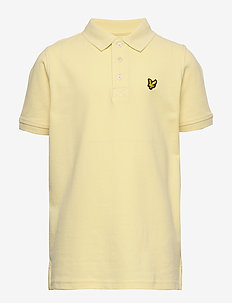 Classic Polo Shirt - koszulki polo - french vanilla