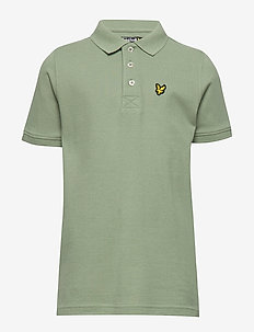 Classic Polo Shirt - HEDGE GREEN