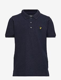 Classic Polo Shirt - pikeepaidat - navy