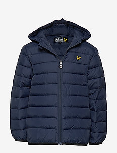 Lightweight Puffa Jacket - puffer & padded - navy blazer
