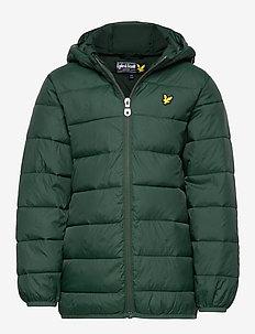 Lightweight Puffa Jacket - PINE GROVE