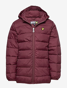 Lightweight Puffa Jacket - puffer & padded - winetasting