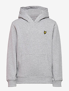 Classic OTH Hoody Fleece - VINTAGE GREY HEATHER